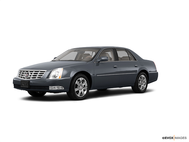 2011 Cadillac DTS Vehicle Photo in Greensboro, NC 27405