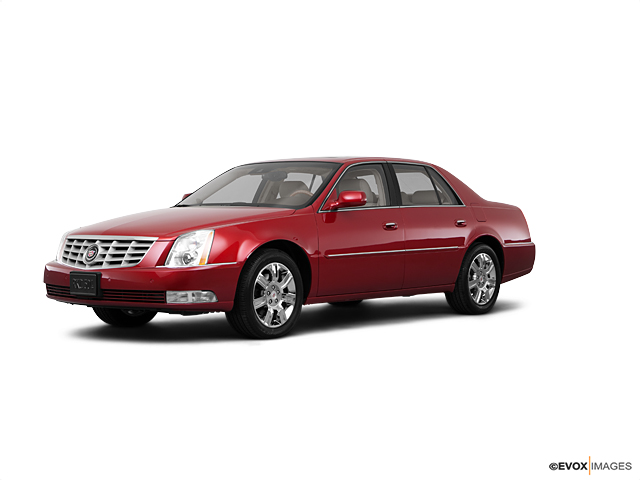 2011 Cadillac DTS Vehicle Photo in Sioux City, IA 51101