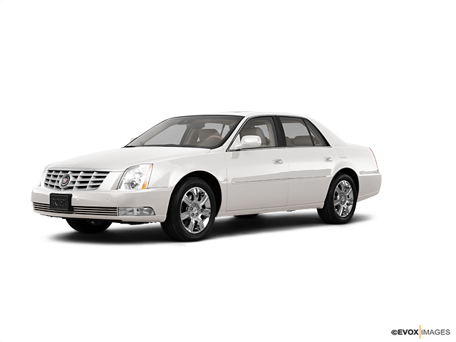 2011 Cadillac DTS Vehicle Photo in Chickasha, OK 73018