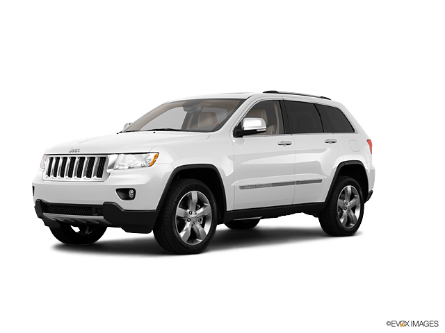 2011 Jeep Grand Cherokee Vehicle Photo in Anchorage, AK 99515