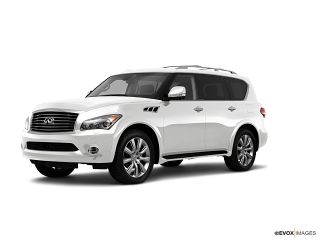 2011 INFINITI QX56 Vehicle Photo in Grapevine, TX 76051