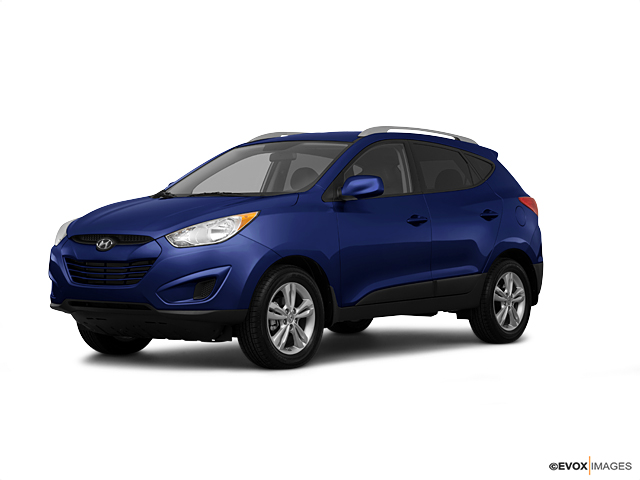 2011 Hyundai Tucson Vehicle Photo in Enid, OK 73703
