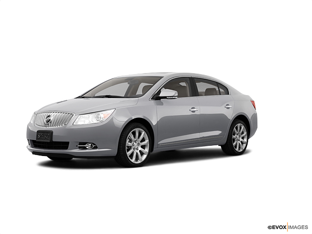2011 Buick LaCrosse Vehicle Photo in Athens, GA 30606