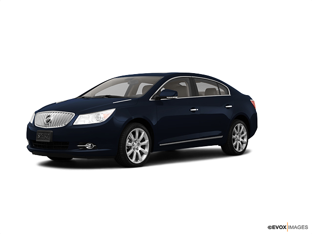 2011 Buick LaCrosse Vehicle Photo in Honolulu, HI 96819