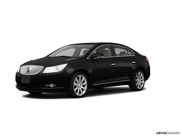 2011 Buick LaCrosse Vehicle Photo in Cary, NC 27511