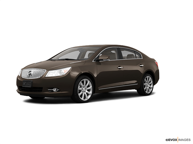 2011 Buick LaCrosse Vehicle Photo in Oak Lawn, IL 60453