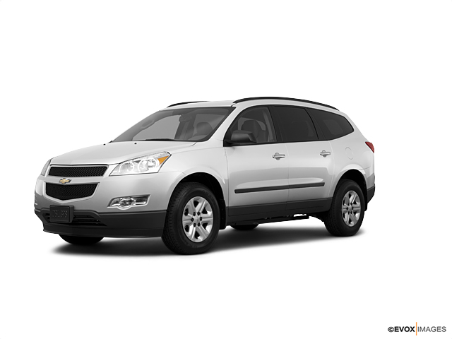 2011 Chevrolet Traverse Vehicle Photo in Helena, MT 59601