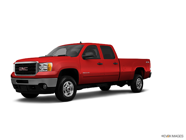 2011 GMC Sierra 2500HD Vehicle Photo in Burlington, WI 53105