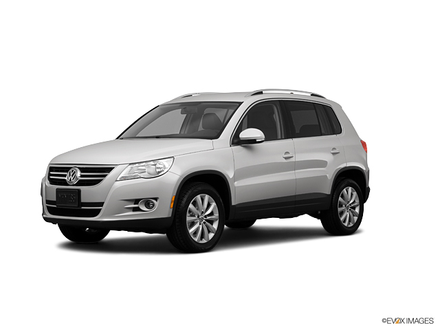 2011 Volkswagen Tiguan Vehicle Photo in Colorado Springs, CO 80905