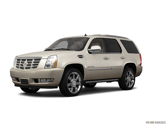 Certified 2011 Cadillac Escalade AWD Platinum Edition gold mist metallic exterior cocoalight line
