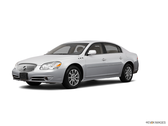 2011 Buick Lucerne Vehicle Photo in Mukwonago, WI 53149