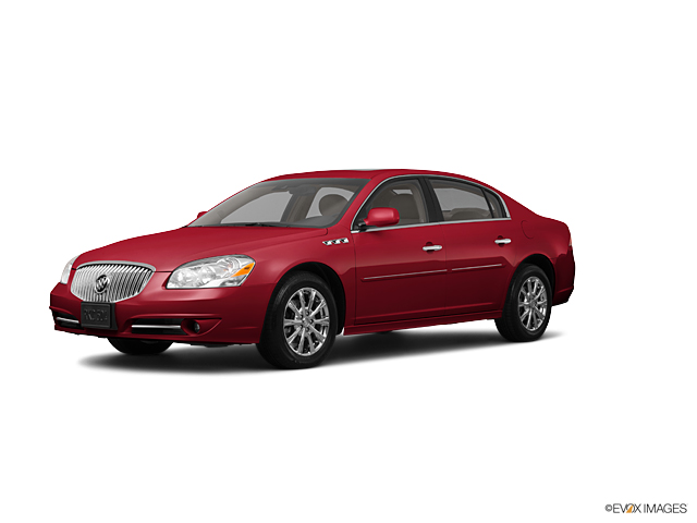 2011 Buick Lucerne Vehicle Photo in Gainesville, GA 30504