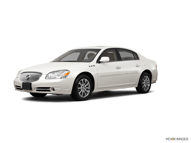 2011 Buick Lucerne Vehicle Photo in Safford, AZ 85546