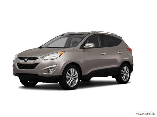 2011 Hyundai Tucson Vehicle Photo in Joliet, IL 60435