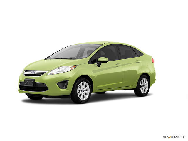 2011 Ford Fiesta Vehicle Photo in Neenah, WI 54956
