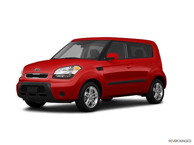 2011 Kia Soul Vehicle Photo In Tucson, AZ 85705