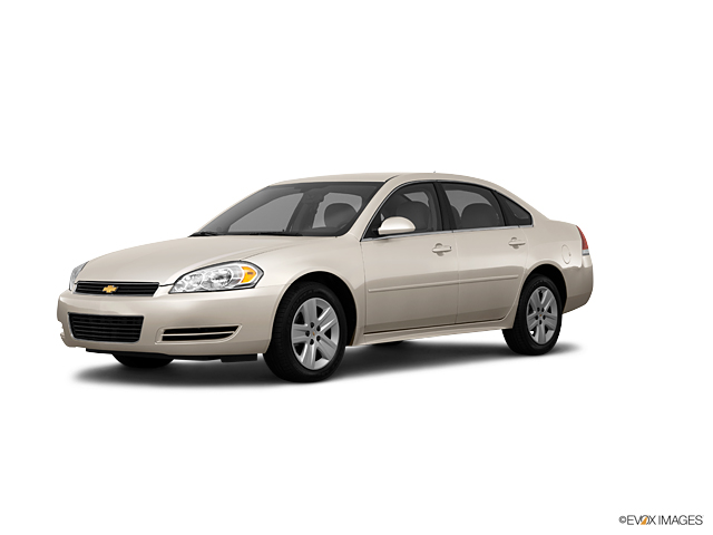 2011 Chevrolet Impala Vehicle Photo in Vincennes, IN 47591