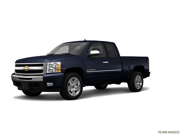 2011 Chevrolet Silverado 1500 Vehicle Photo in Lansing, MI 48911