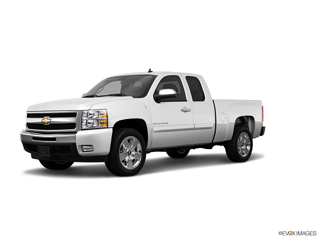 2011 Chevrolet Silverado 1500 Vehicle Photo in Odessa, TX 79762