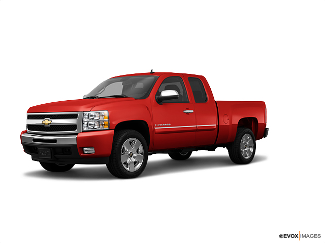 2011 Chevrolet Silverado 1500 Vehicle Photo in Moon Township, PA 15108