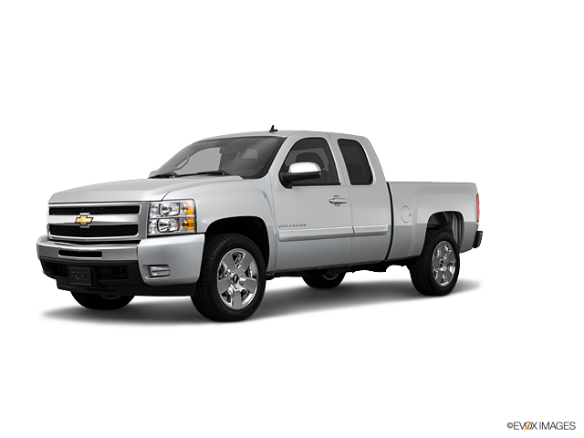 2011 Chevrolet Silverado 1500 Vehicle Photo in Emporia, VA 23847