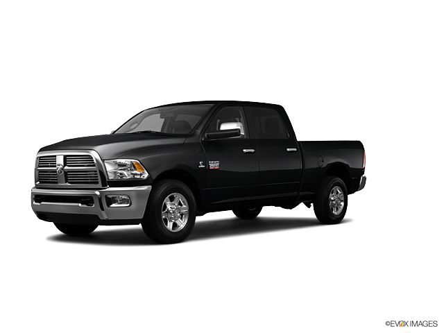 2011 Ram 2500 Vehicle Photo in Williston, ND 58801