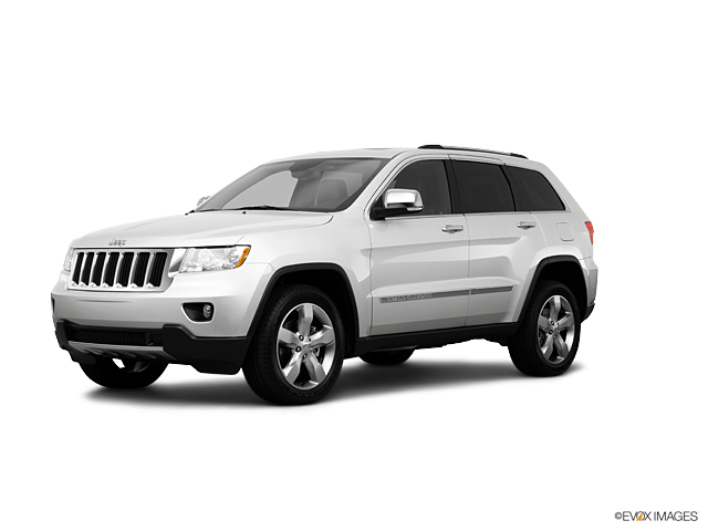 2011 Jeep Grand Cherokee Vehicle Photo in Richmond, VA 23231