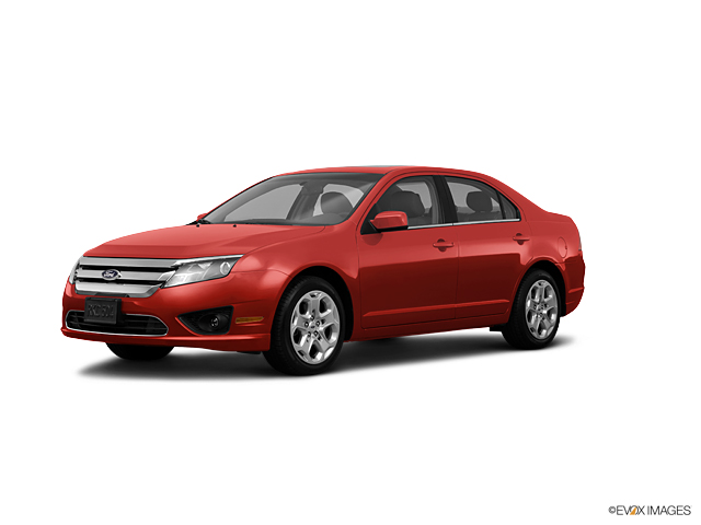 2011 Ford Fusion Vehicle Photo in Colorado Springs, CO 80905