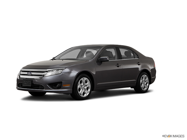 2011 Ford Fusion Vehicle Photo in Akron, OH 44312