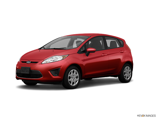 2011 Ford Fiesta Vehicle Photo in Grand Rapids, MI 49512