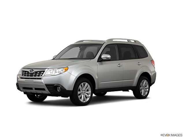 2011 Subaru Forester Vehicle Photo in Atlanta, GA 30350