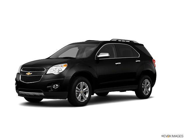 2011 Chevrolet Equinox Vehicle Photo in Enid, OK 73703