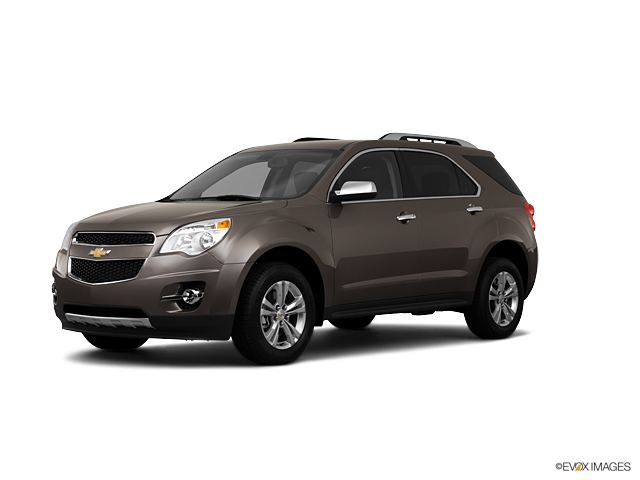 2011 Chevrolet Equinox Vehicle Photo in Ellwood City, PA 16117
