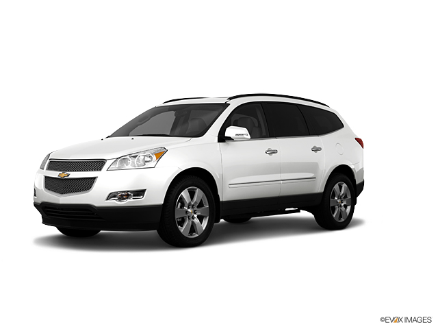 2011 Chevrolet Traverse Vehicle Photo in Owensboro, KY 42303