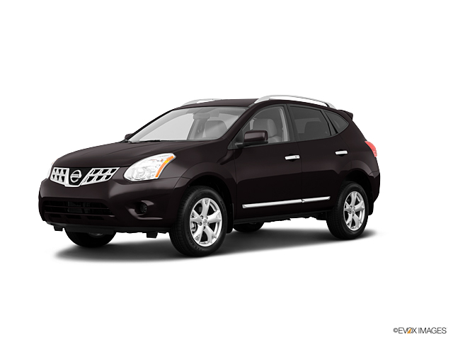 2011 Nissan Rogue Vehicle Photo in Plainfield, IL 60586-5132