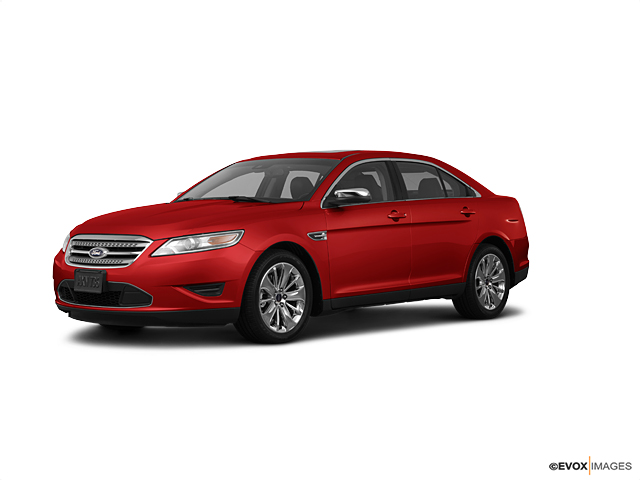 Ford Taurus Vehicle Photo In Kansas City Ks