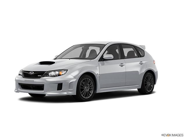 Used 2011 Subaru Impreza Wagon Wrx Spark Silver Metallic For Sale