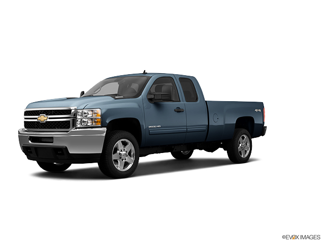 2011 Chevrolet Silverado 2500HD Vehicle Photo in Helena, MT 59601