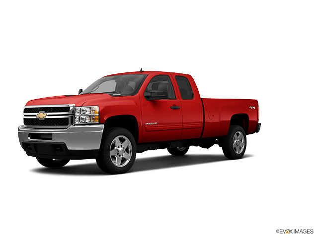 2011 Chevrolet Silverado 2500HD Vehicle Photo in Medina, OH 44256