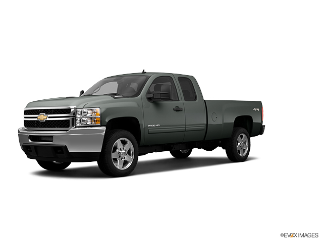 2011 Chevrolet Silverado 2500HD Vehicle Photo in Johnston, RI 02919