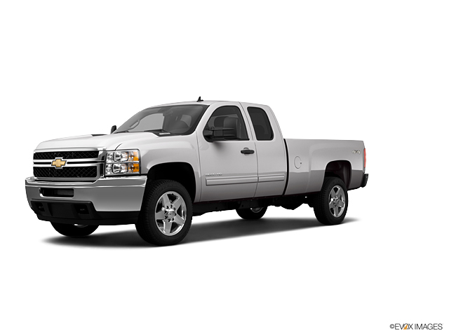 2011 Chevrolet Silverado 2500HD Vehicle Photo in Clinton, MI 49236