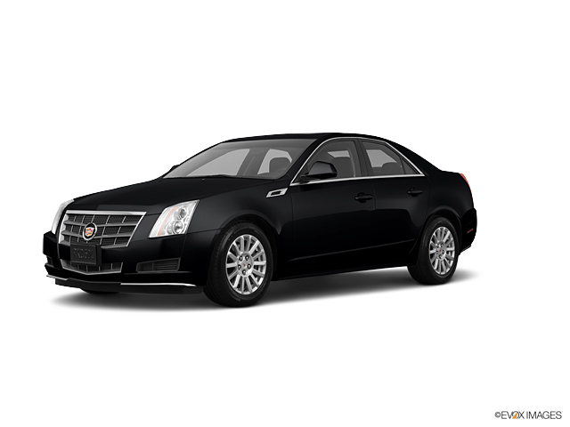 2011 Cadillac CTS Sedan Vehicle Photo in San Antonio, TX 78254