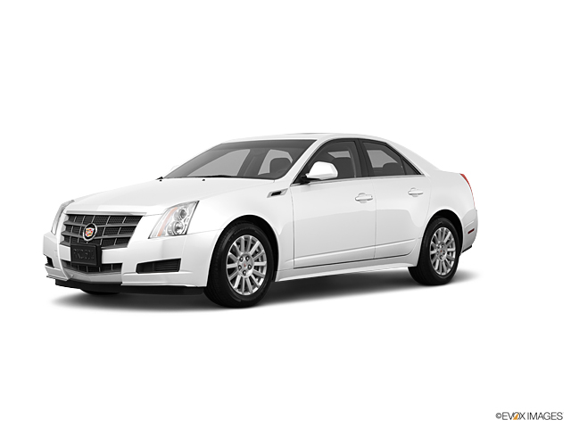 2011 Cadillac CTS Sedan Vehicle Photo in Smyrna, DE 19977