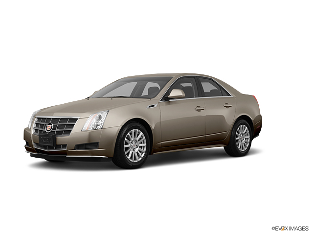 2011 Cadillac CTS Sedan Vehicle Photo in Independence, MO 64055