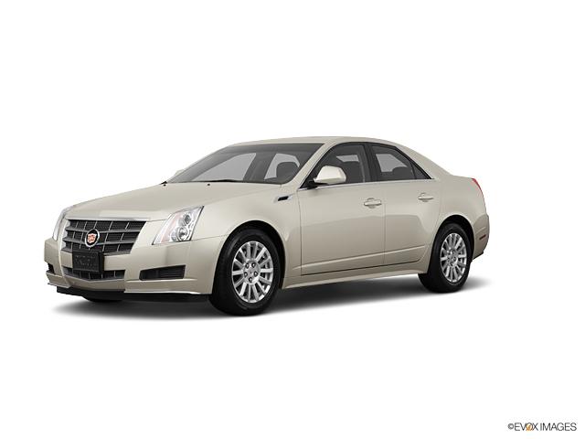 Cadillac Cts Sedan Vehicle Photo In Calumet City Il