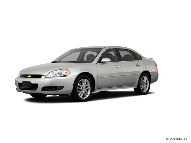 2011 Chevrolet Impala Vehicle Photo in Richmond, VA 23231