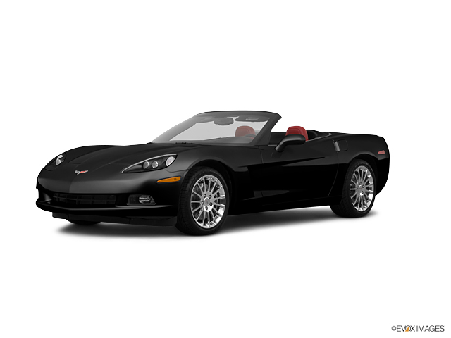 2011 Chevrolet Corvette Vehicle Photo in Colorado Springs, CO 80905