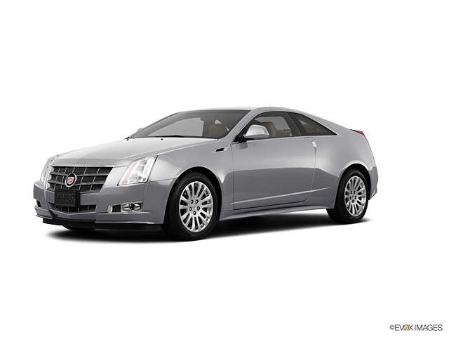 2011 Cadillac CTS Coupe Vehicle Photo in Colorado Springs, CO 80905