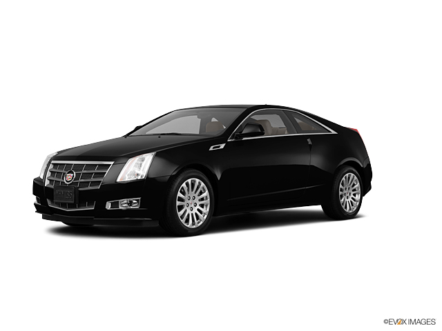 2011 Cadillac CTS Coupe Vehicle Photo in Newtown, PA 18940