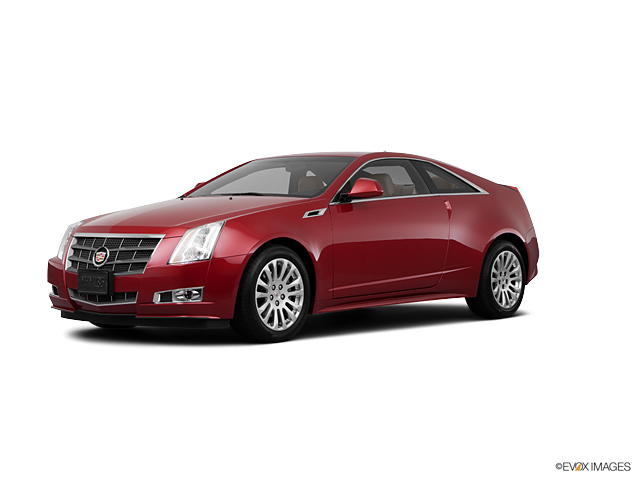 2011 Cadillac CTS Coupe Vehicle Photo in Austin, TX 78759